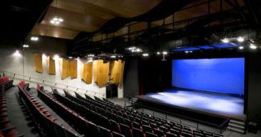 Championship competition venue - Raye Freedman Arts Centre